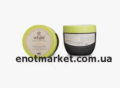 Скраб-масло для тела серии «Медовая» White Mandarin (300 мл / 350 г)
