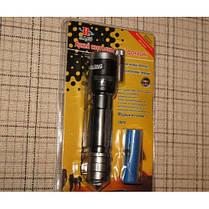 Фонарь Police 12V 9847-XPE, лазер (блистер), фото 3