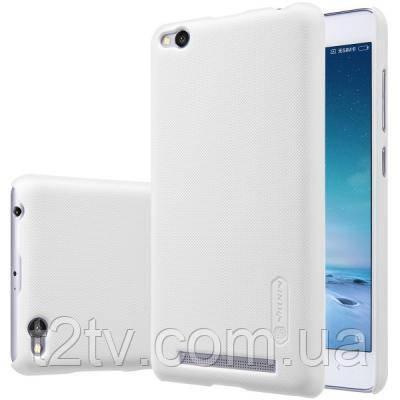 Чехол для моб. телефона NILLKIN для Xiaomi Redmi3 - Super Frosted Shield (White) (6274144)