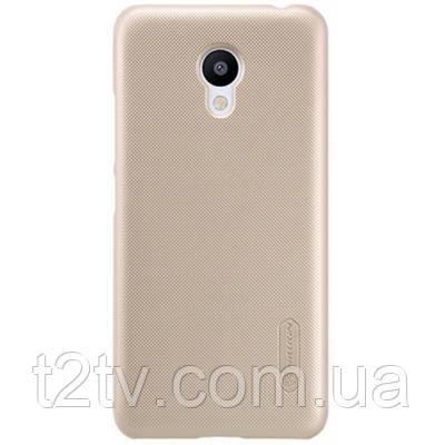 Чехол для моб. телефона NILLKIN для Meizu M3 - Super Frosted (Gold) (6283981)