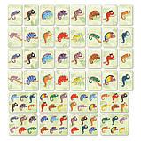 Игра настольная. Карточная. Мемори: Chameleon 300200 dodo Украина, фото 3