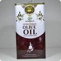 Масло оливковое  Elaiolado Extra Virgin Olive Oil, 5л Греция