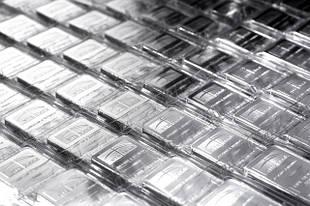Серебро оптом GS