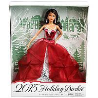 Кукла Барби коллекционная праздничная 2015 / Barbie Holiday African American , фото 3