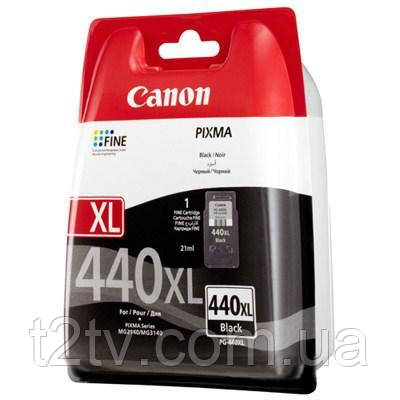Картридж Canon PG-440XL Black (PIXMA MG2140/3140) (5216B001)
