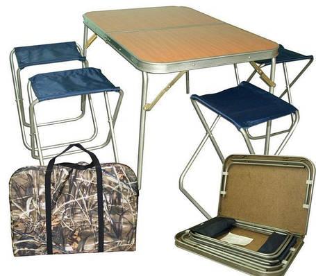 Меблі для дачі, пікніка і риболовлі