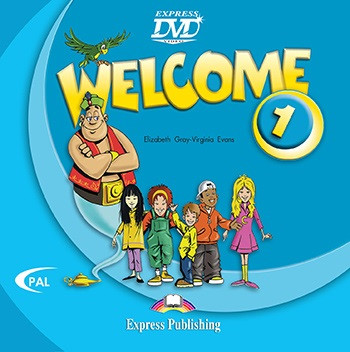 Welcome 1 DVD Video