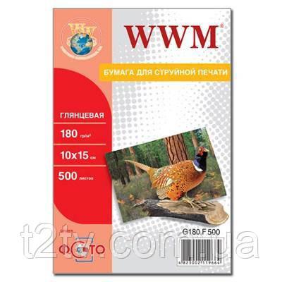 Папір WWM 10x15 (G180.F500)
