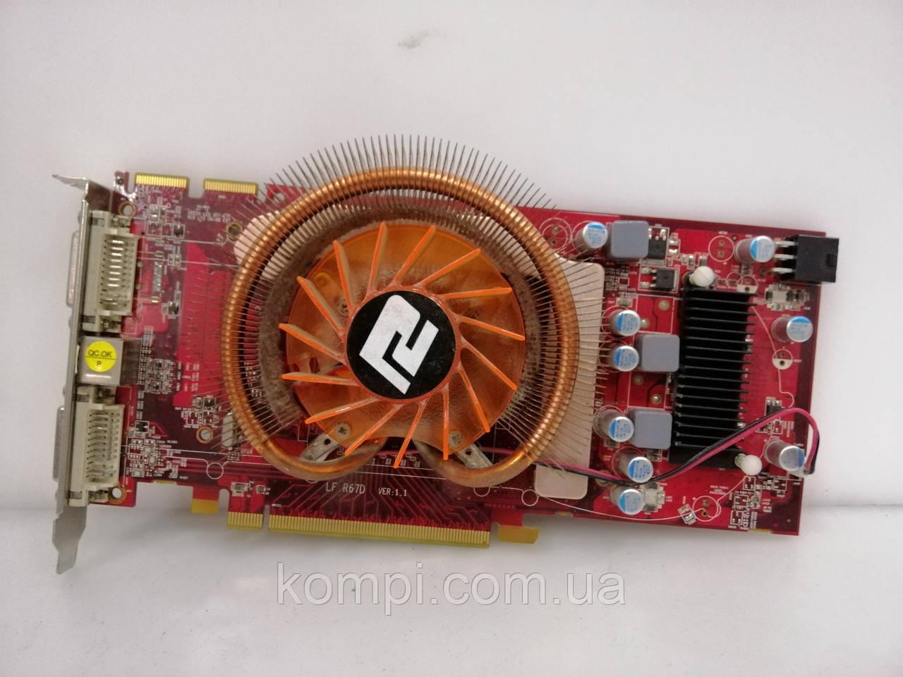 Видеокарта ATI HD 3870 512mb 256bit PCI-E