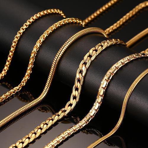 Золотые цепочки оптом