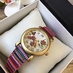 Женские наручные часы с цветочным принтом, фото 3