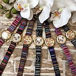 Женские наручные часы с цветочным принтом, фото 5