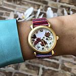 Женские наручные часы с цветочным принтом, фото 4