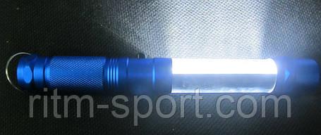 Фонарик ручной светодиодный с магнитом, фото 2