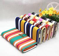 Стильный кошелек в полоску, фото 1