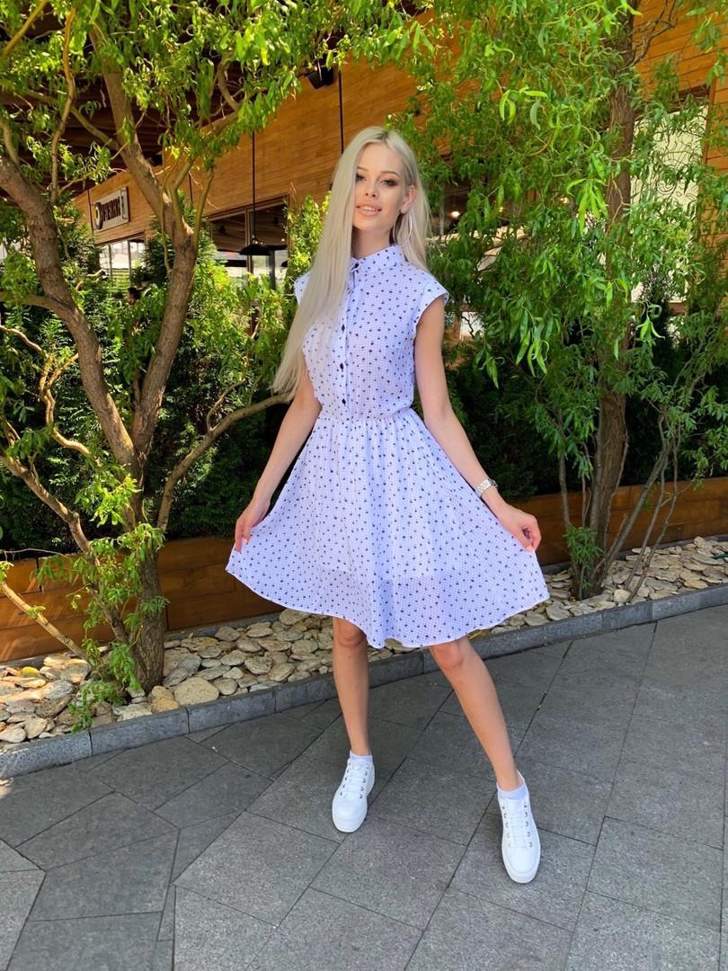 Платье летнее женское  принт