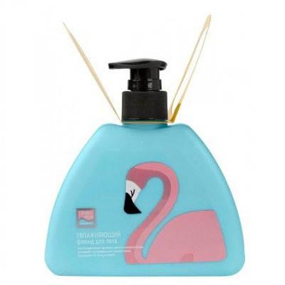 Beauty Style Lovely Care Fluid - Увлажняющий флюид для тела (фламинго) 300 мл, фото 2