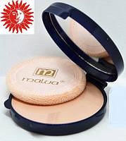 Пудра для лица компактная Malva Cosmetics COMPACT POWDER with Camellia Oil PM2504