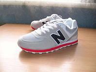 Спорт-обувь в стиле New Balance, пара женских кроссовок, размеры 36-38, удобные, мягкие, воздухопроницаемые