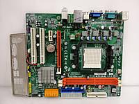 Материнская плата ECS MCP61M-M3 AM3 DDR3