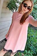 Женское легкое летнее модное платье