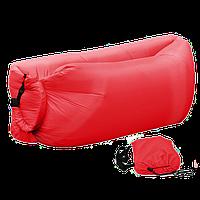 Надувной гамак Lamzac red