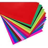Набір №2 кольорового паперу двостороннього однокольорового А4 (15 арк), , Виробник: 1 вересня