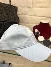 Женская кепка Karl Lagerfeld нежно-голубой, фото 3