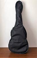 Надежный чехол для акустической гитары Muzwear black-green 003