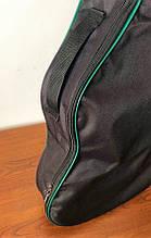 Надежный чехол для классической гитары Muzwear black-green 003