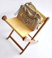 Подставки для сумок, портфелей и чемоданов
