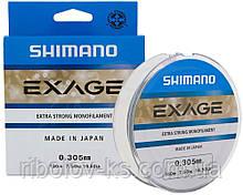 Леска Shimano Exage 150m 0.165mm 2.3kg