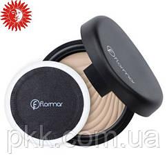 Пудра для лица FlorMar Compact № 88 Натуральная кремовая