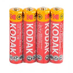 Батарейки KODAK R3(AAA) 1.5V упаковка - 60шт.