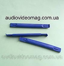 Лопатка кутова, двостороння, для розкриття корпусів мобільних телефонів, планшетів