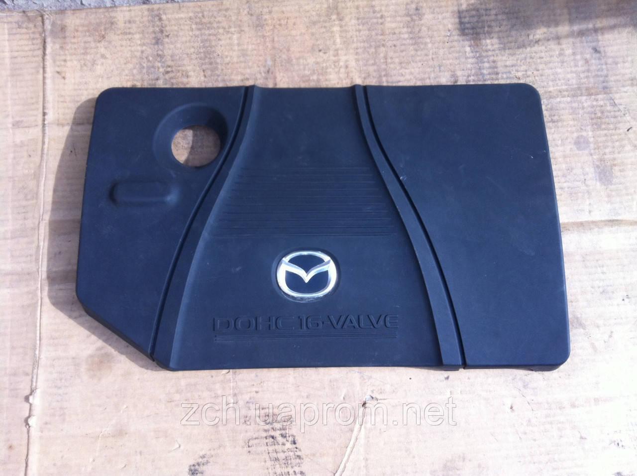 Крышка двигателя 1.6 и 2.0 Mazda 3 Хэтчбек