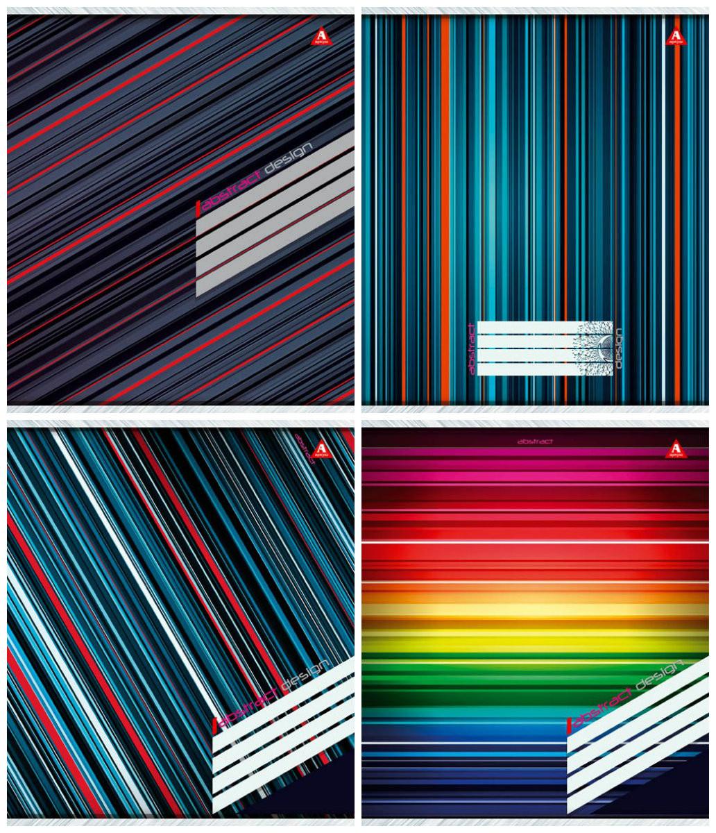 "Тетрадь 36 листов клетка ""Спектр"""