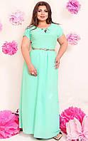 Шикарное платье в пол (в расцветках), фото 1