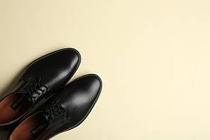 Кожаные мужские туфли от 40 - 45 размера