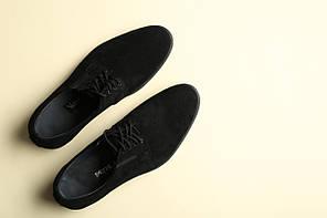 Замшевые мужские туфли от 40 - 45 размера