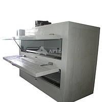 Холодильная камера для морга c боковой загрузкой КХХТБ