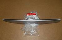 Молдинг бампера переднего ресничка левая серебро киа Спортейдж 3, KIA Sportage 2010-15 SL, 865823u000, фото 1