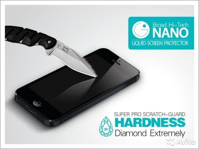 Жидкая пленка для сенсорных экранов Broad Hi-Tech NANO. - ООО Сан-Трейд. Доставка по Украине! в Одессе