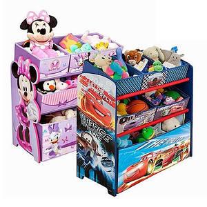 Органайзеры и корзины для игрушек