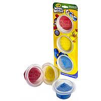 Набор для лепки с застывающим пластилином Базовые цвета, Model Magic, Crayola