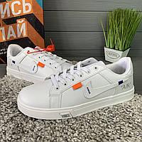 Мужские кроссовки Найк Air x Off White Реплика