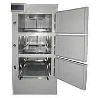 Холодильная камера для хранения трупов (камера морга) КХХТ-3