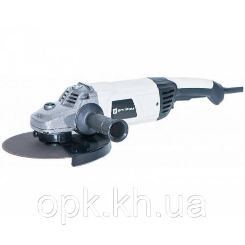 Болгарка  Элпром 230 мм 2600 Вт