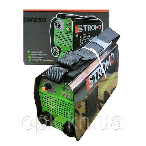 Сварочный аппарат инверторного типа Stromo SW 250