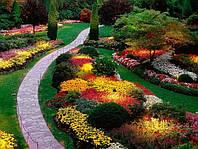Ландшафтный дизайн дачного участка и сада